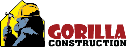 Gorilla Construction Logo